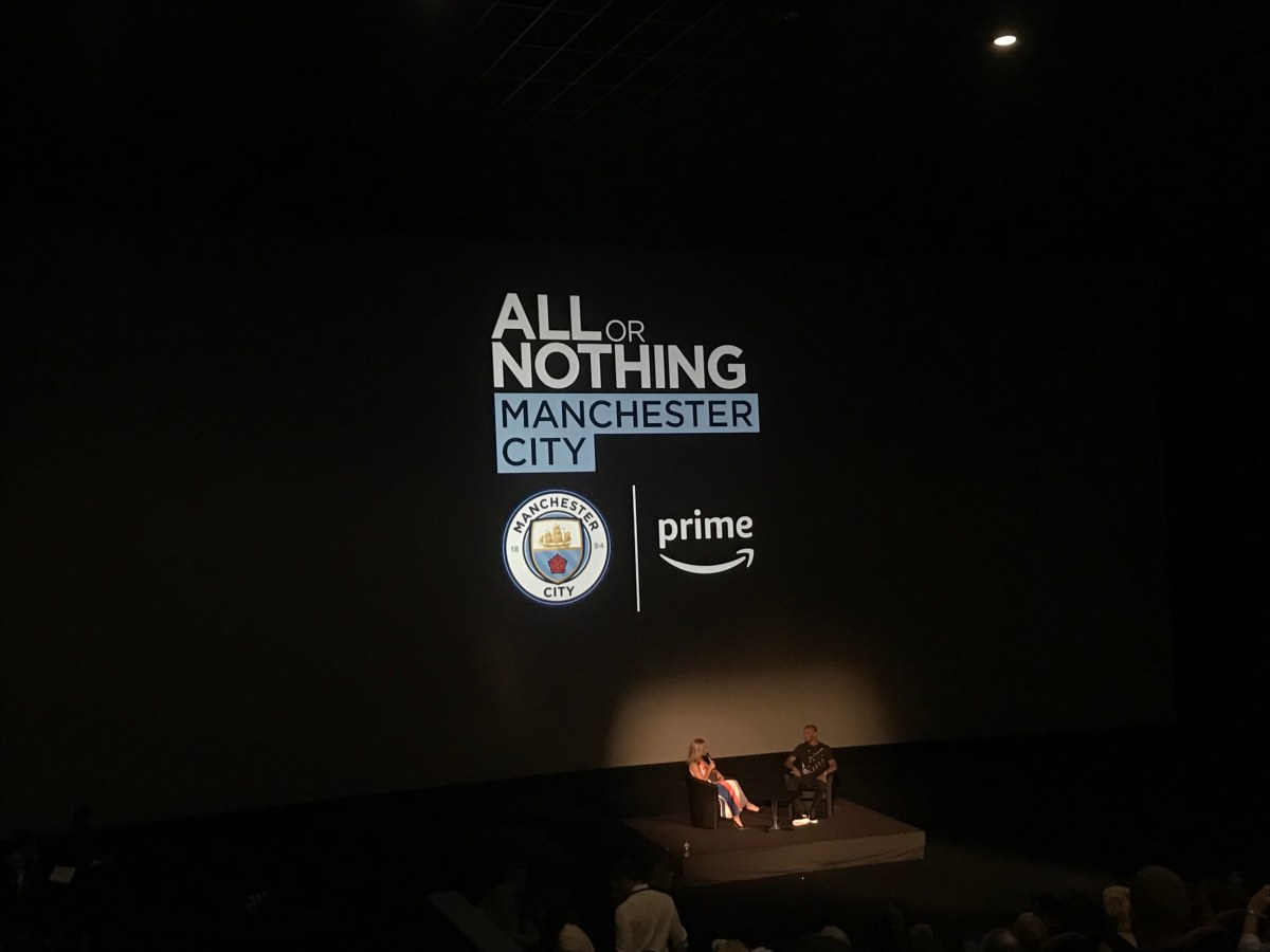 'All or Nothing: Manchester City' Premiere Review