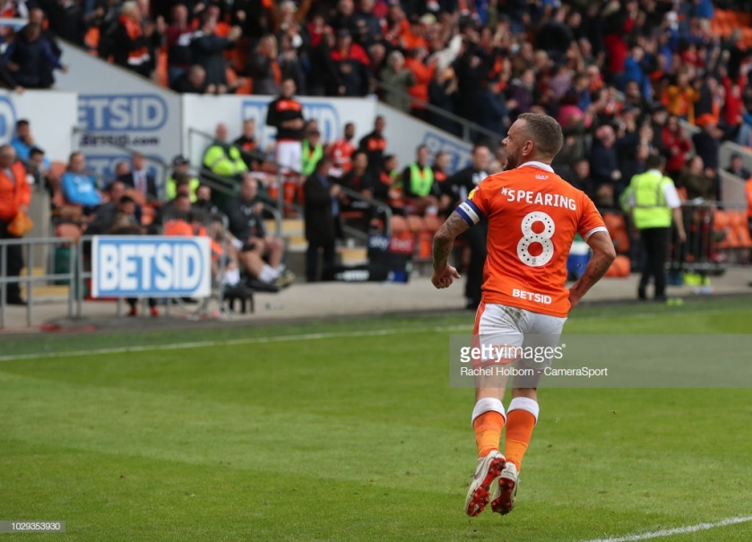 Blackpool v Bradford City - Sky Bet League One
