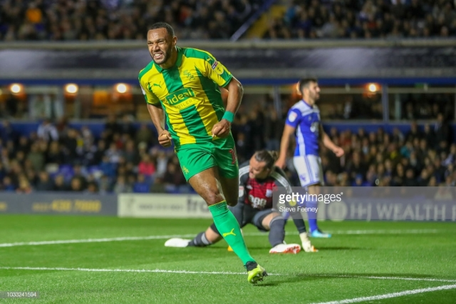 2018 EFL Championship Football Birmingham City v WBA Sep 14th