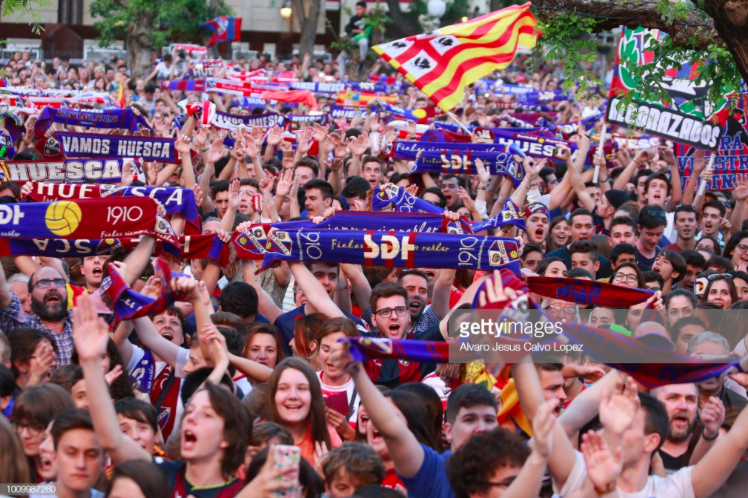 Who Are Ya? Meet Huesca, Barca's opponents taking La Liga by storm