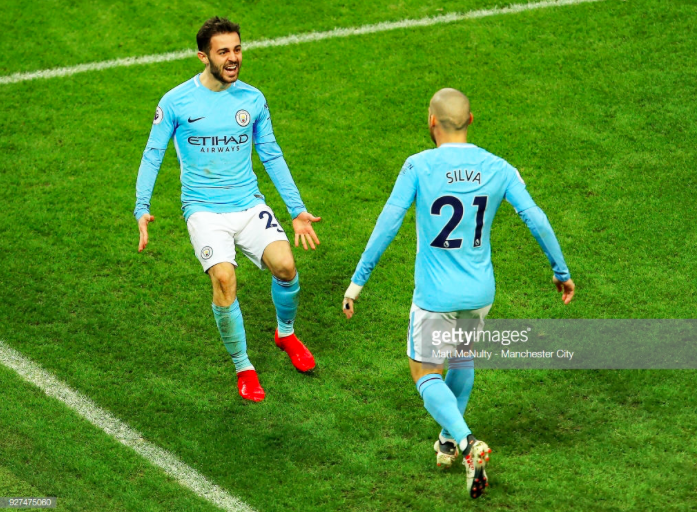 Opinion: Bernardo Silva proves City will be in good hands when his namesake retires