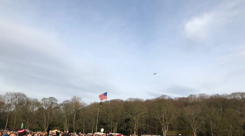 Endcliffe Park flypast shows togetherness of Sheffield in a time of polarisation