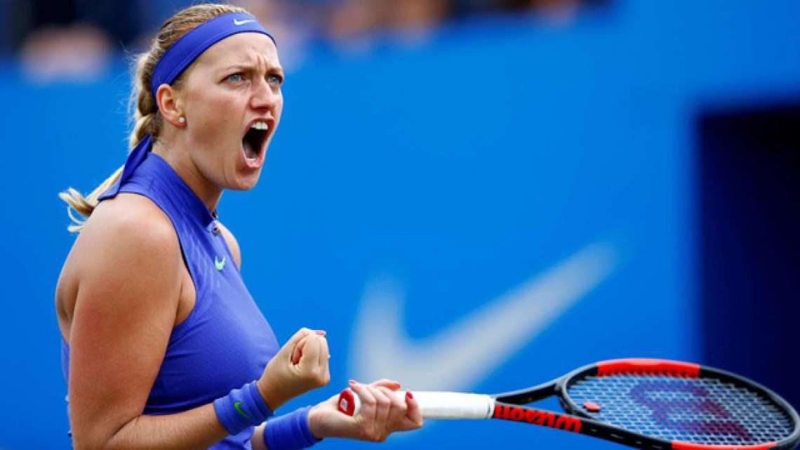 The inspiring and beautiful story of Petra Kvitova's comeback from knife attack