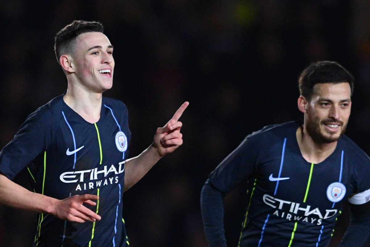 Stop comparing Jadon Sancho and Phil Foden, they are both the future of England